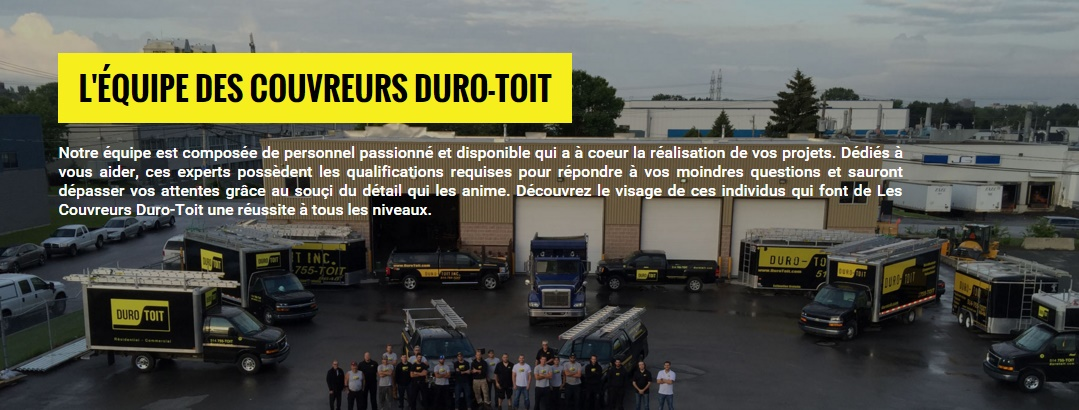 COUVREURS DURO‑TOIT