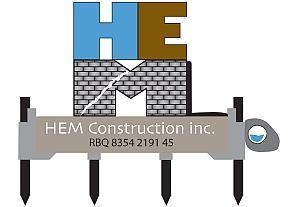 HEM Construction logo