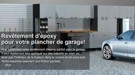 Garage Outfitters inc. | Revêtement pour béton